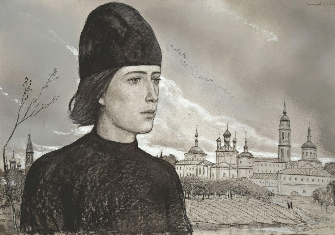Alyosha Karamazov
