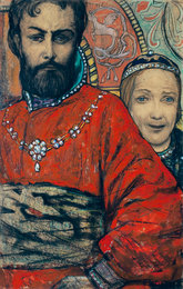 Boris Godunov and Fyodor