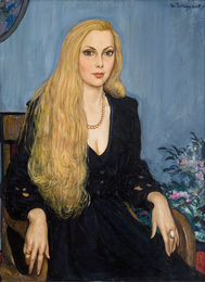 Portrait of Nelly Kobzon
