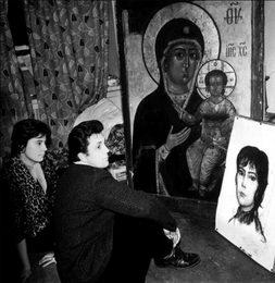 Татьяна Самойлова и Илья Глазунов