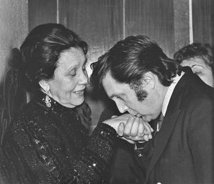 I. Glazunov and N. Konchalovskaya. Moscow
