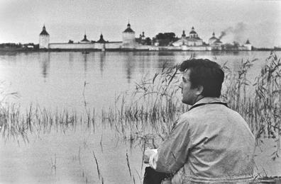 Илья Глазунов в Кирилло-Белозерском монастыре